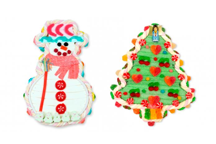 Las chuches y la Navidad