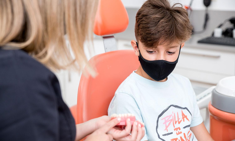 Clínica dental de diseño